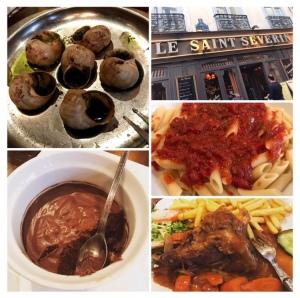Menu executivo perfeito do restaurante San Severino